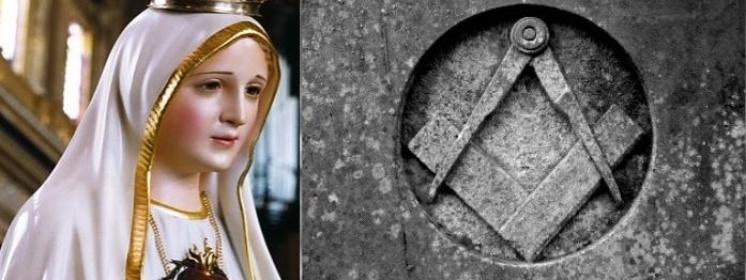 Fatima, cud słońca... i masoneria