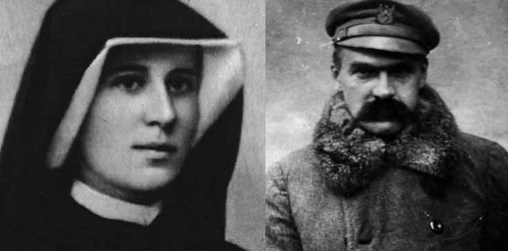 Piłsudski zbawiony? Wizja św. Faustyny Kowalskiej - zdjęcie