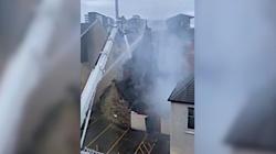 W Glasgow spłonął kościół św. Szymona. Był duchowym centrum szkockiej Polonii - miniaturka