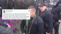,,Jesteśmy o krok od strzelaniny''. Białoruska opozycja alarmuje: Łukaszenka chce wojny  - miniaturka