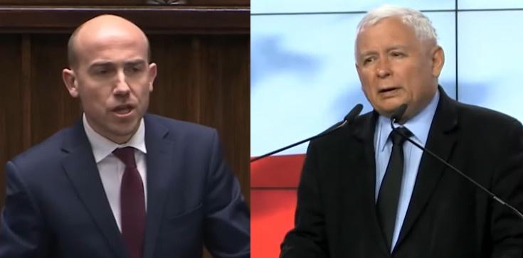 Budka uderza w prezesa PiS: Wyprowadza nas z UE - zdjęcie