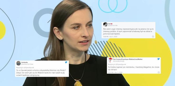 ,,Sukces'' Sylwii Spurek! Zebrała sześć podpisów przeciwko zawetowaniu budżetu  - zdjęcie