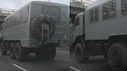 Putin wkroczył na Białoruś? Pojawiają się sygnały o obecności rosyjskich wojsk - miniaturka