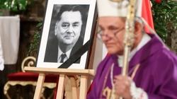 Rozpoczął się pogrzeb premiera Jana Olszewskiego - miniaturka