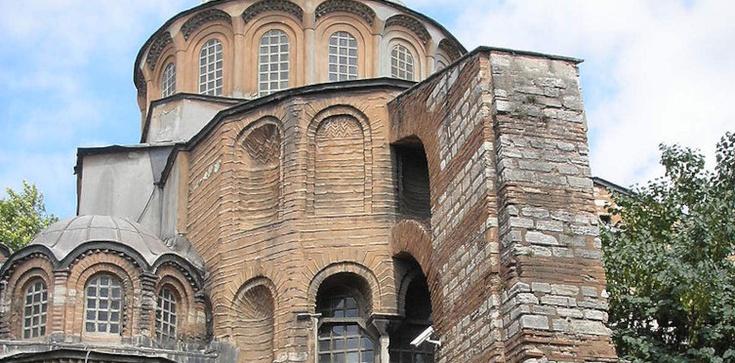 Kolejny kościół w Stambule przekształcony w meczet - zdjęcie