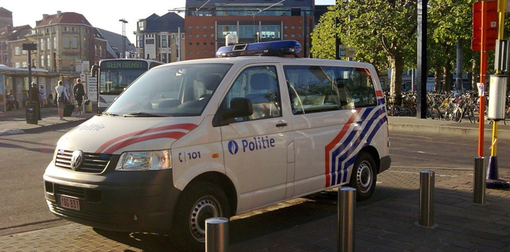 Polski obywatel zmarł na komisariacie w Belgii - zdjęcie
