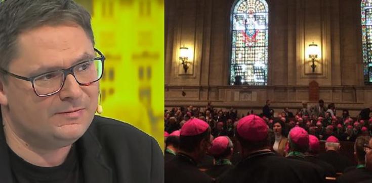 Terlikowski o Synodzie Amazońskim: Rewolucja nigdy nie jest lekarstwem na chorobę - zdjęcie