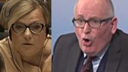 Burzliwa debata w PE! Timmermans atakuje Polskę, Kempa go MIAŻDŻY!!! 'Przeżyliśmy komisarzy sowieckich...' - miniaturka