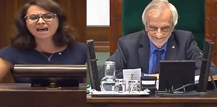 Terlecki MIAŻDŻY Gasiuk-Pihowicz: To nie warzywniak, to Sejm! - zdjęcie