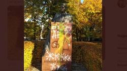 Cenckiewicz o feministkach, które zdewastowały w Warszawie pomnik prezydenta Reagana: ,,Dzicz lewacka'' - miniaturka