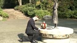 Prezydent Andrzej Duda uczcił ofiary Wielkiego Głodu - miniaturka