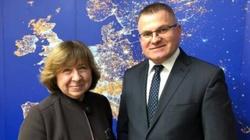 Dr Bogusław Rogalski: Przyszłość Białorusi ma strategiczne znaczenie - miniaturka