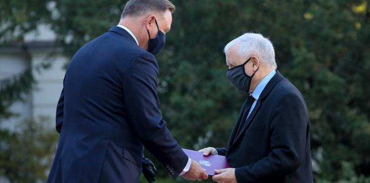 Premier ministrem cyfryzacji a prezes PiS wicepremierem. Nowi ministrowie zaprzysiężeni!  - zdjęcie