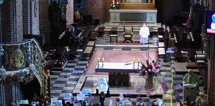 Kościół nie może stać się Piłatem, nie może umywać rąk! - zdjęcie