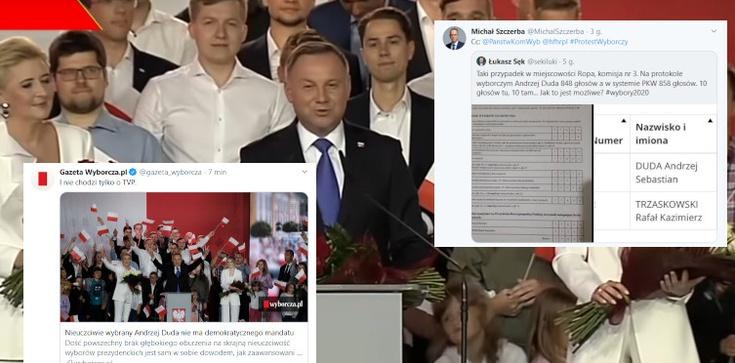 Opozycja już się rozpędziła w podważaniu wyboru Polaków - zdjęcie