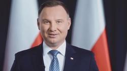 'Polska jest nasza- wspólna!' Ważne orędzie prezydenta przed wyborami - miniaturka