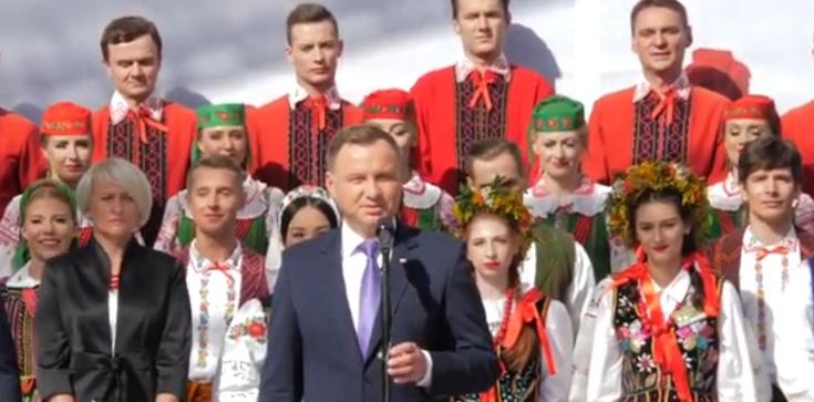 Prezydent do rolników: Polska wieś jest ostoją patriotyzmu - zdjęcie