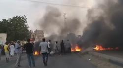 Wojskowy pucz w Sudanie. Żołnierze otworzyli ogień do protestującego tłumu - miniaturka
