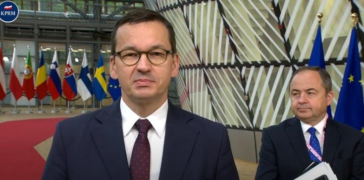 """,,Frankfurter Rundschau"""" o szczycie UE: Polska z największym sukcesem - zdjęcie"""