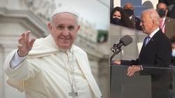 Papież skierował życzenia do Joe Bidena - miniaturka