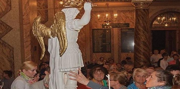 CUD! Za wstawiennictwem św. Michała Archanioła możesz być uzdrowiony! - zdjęcie