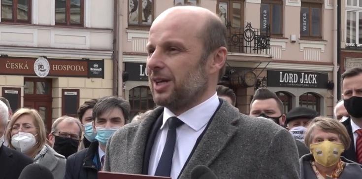 Exit poll: Fijołek wygrywa wybory w Rzeszowie w pierwszej turze - zdjęcie