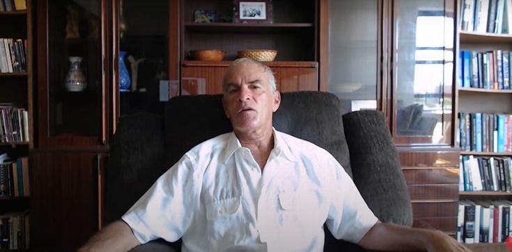 Prof. Finkelstein ostro o ustawie 447: ,,Ręce precz od Polski! Chcecie pieniędzy? Znajdźcie pracę! '' - zdjęcie