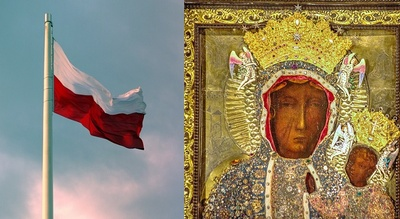 Modlitwa za Polskę pragnieniem Maryi