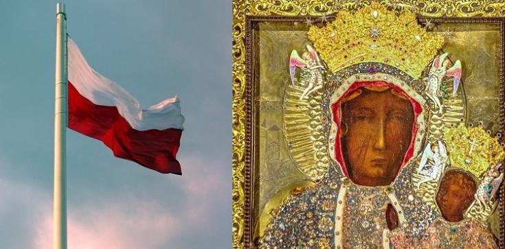 Matka Boża ogłosiła się Królową Polski! Maryjo, Królowo Polski, módl się za nami! - zdjęcie
