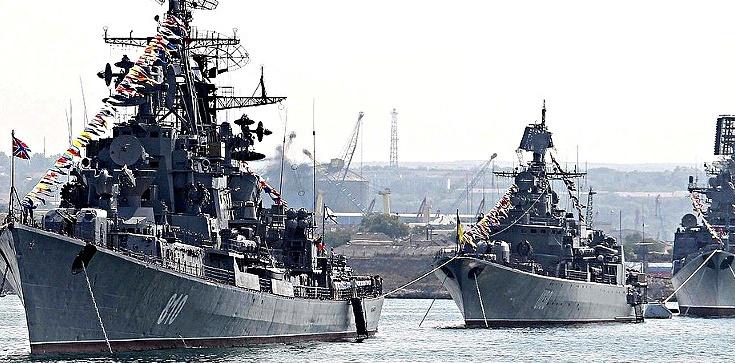 Rosja i Chiny ćwiczą na Bałtyku. Eksperci: to wyzwanie dla NATO - zdjęcie
