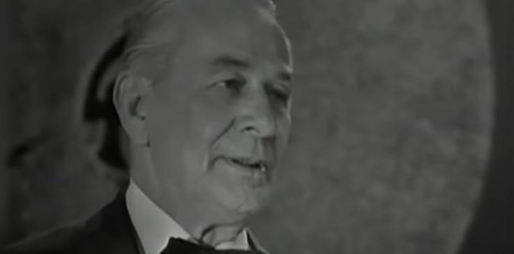 (Wideo) Mieczysław Fogg - ''Pan liryczny''. Dziś jest 30 rocznica śmierci artysty - zdjęcie