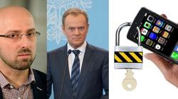 Łapiński: Nie 'zabierz babci dowód' a 'zabierz Donaldowi smartfona' - miniaturka