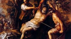 Za wiarę w Chrystusa odarto go ze skóry. Św. Bartłomiej, Apostoł - miniaturka
