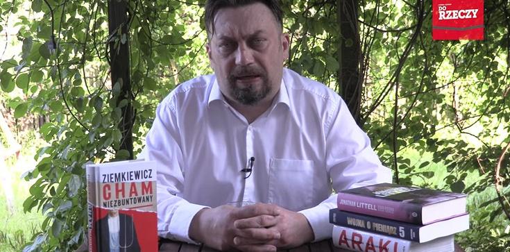 Otoka-Frąckiewicz: ,,Nigdy Więcej'' stworzyło listę ksiąg zakazanych - zdjęcie