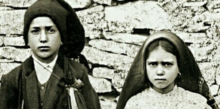 ZOBACZ wyjątkowe portrety kanonizacyjne pastuszków z Fatimy - zdjęcie