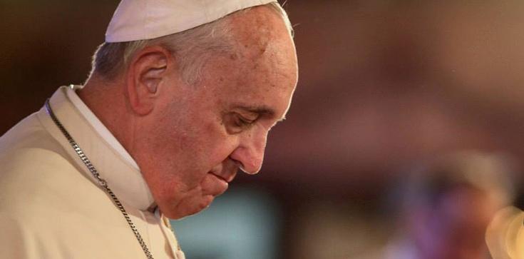 Papież Franciszek napisał przedmowę do książki, której autorem jest ofiara księdza pedofila - zdjęcie