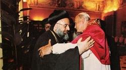 Franciszek dziękuje za ,,Ut unum sint'' Jana Pawła II   - miniaturka