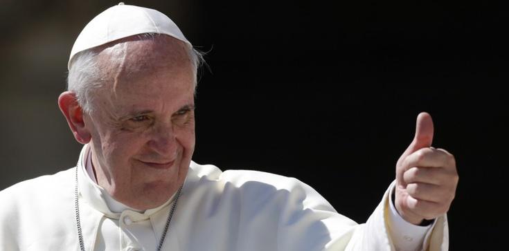 Papież pozdrowił uczestników Marszu dla Życia - zdjęcie