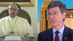 Jeffrey Sachs członkiem Papieskiej Akademii Nauk Społecznych - miniaturka