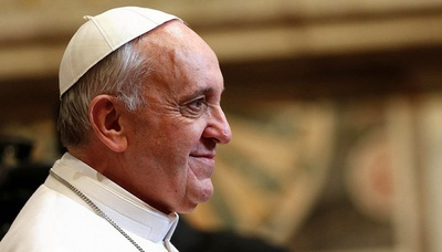 Franciszek wzywa młodych... do walki
