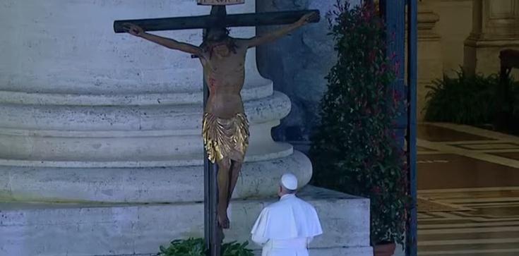 Papież: Dlaczego mamy dziękować Bogu za 2020 rok? - zdjęcie