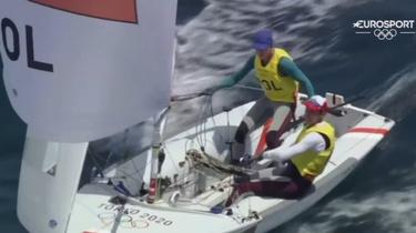 Brawo! Polskie żeglarki wywalczyły srebro w Tokio!!! - miniaturka
