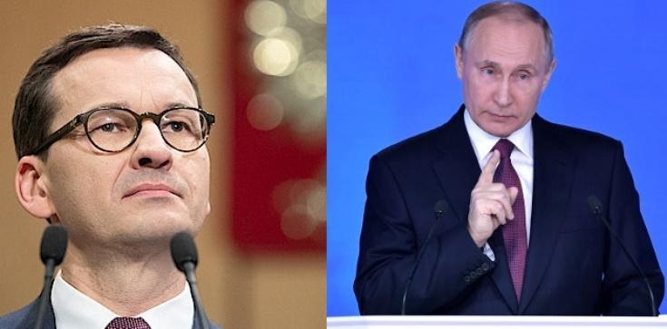 Buńczuczna odpowiedź ambasady Rosji na oświadczenie premiera: 'Tak, Rosjanie to naród ludzi wolnych' - zdjęcie