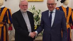 Jacek Czaputowicz: Będziemy współpracować z Watykanem w walce z pedofilią - miniaturka
