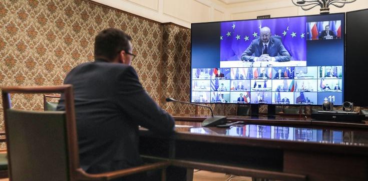 Szczyt UE. Nie ma porozumienia w kwestii budżetu  - zdjęcie