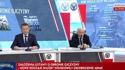 Prezes PiS o nowej ustawie o obronie ojczyzny: Państwo leżące na granicy NATO, UE, musi mieć poważną siłę odstraszającą - miniaturka