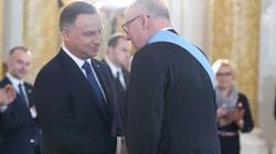 Prezydent wręczył Ordery Orła Białego - miniaturka
