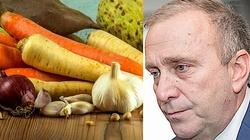 Warzywa też 'uwzięły się' na PO-KO? REKORDOWE spadki cen żywności - miniaturka