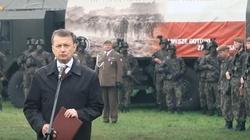 Szef MON nie wytrzymał: WARA od Wojsk Obrony Terytorialnej!!! - miniaturka