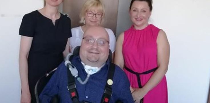 Poruszająca historia Janusza Świtaja. Kiedyś błagał o eutanazję, dziś... - zdjęcie